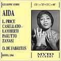 Verdi: Aida (1966) / Oliviero de Fabritiis, Roma Opera Orchestra, Leontyne Price, Giorgio Casellato-Lamberti, etc