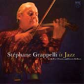 Stephane Grappelli Is Jazz
