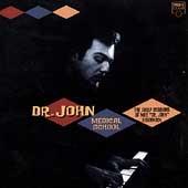 "Medical School: The Early Recordings Of Mac ""Dr. John"" Rebennack"