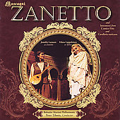 "Mascagni: Zanetto, Intermezzi - ""L'Amico Fritz"" & ""Cavalleria Rusticana"" / Peter Tiboris(cond), Bohuslav Martinu Philharmonic, Eilana Lappalainen(S), Jennifer Larmore(Ms), etc"