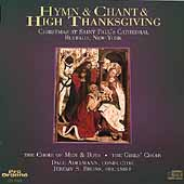 Hymn & Chant & High Thanksgiving / Saint Paul's Cathedral