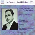 Jussi and Anna-Lisa Bjorling sing Opera Arias