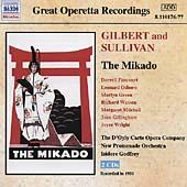 Sullivan: The Mikado / Godfrey, Fancourt, Green, et al