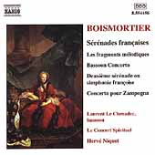 Boismortier: French Serenades / Herv Niquet, et al