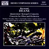 Irish Composer Series - Deane: Orchestra Works / Pearce et al