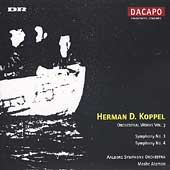 Koppel: Orchestral Works Vol 3 / Moshe Atzmon, Aalborg SO