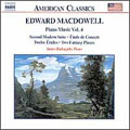 E.MacDowell: Piano Music Vol.4