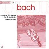 Bach: Sonatas and Partitas / Thomas Zehetmair