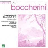 Boccherini: Cello Concerto no 2, 3, 9 & 10 / Lodeon, et al
