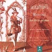 Rameau: Les F?es d'HC?/ Christie, Les Arts Florissants