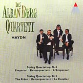 Haydn: String Quartets / Das Alban Berg Quartett