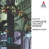 Mozart: Complete Sacred Works / Harnoncourt, Hampson, et al