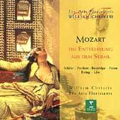 """Mozart: Die Entf""""rung aus dem Serail / William Christie"""