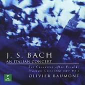 Bach: An Italian Concert / Baumont