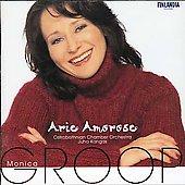 Monica Groop - Arie Amorose - Handel, Purcell, Gluck, et al