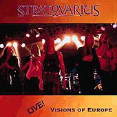 Live! Visions Of Europe