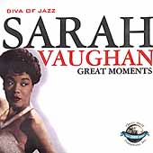 Diva Of Jazz: Great Moments