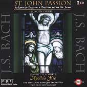 Bach: St. John Passion / Sorrell, Apollo's Fire, et al