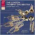 The London Trumpet Orchestra -Prima/Garner/Janacek/etc :Geoffrey Simon(cond)/28 London Trumpet Players
