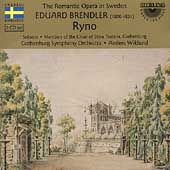 Brendler: Ryno / Wiklund, Gothenburg SO, Stora Theater Choir