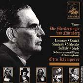 Wagner: Die Meistersinger von Nuernberg / Klemperer, et al