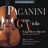 Gran Viola - Paganini, Bloch, et al / Bianchi, Canino, et al