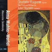 A. Mahler-Werfel, Zemlinsky / Margiono, Reynolds, et al