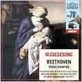 The 78s - Beethoven: Piano Sonatas 16, 24-29, 32 / Gieseking