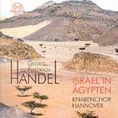 Haendel: Israel in Aegypten / Hennig, Knabenchor Hannover
