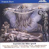 Burt: Und Gott der Herr Sprach / Richard Edlinger, et al