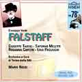 The 78s - Verdi: Falstaff / Rossi, Taddei, Meletti, et al