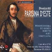 Donizetti: Parisina d'Este / Plasson, Pendatchanska, et al