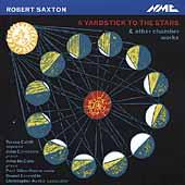 Saxton: A Yardstick to the Stars, etc