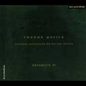 London Musick - English Baroque Music / Ornamente 99