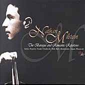 Nathan Milstein - The Baroque and Romantic Repertoire