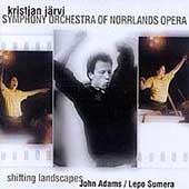 Shifting Landscapes - Adams, Sumera / Kristian Jarvi