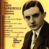 The John Barbirolli Chamber Orchestra