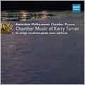Chamber Music of Kerry Turner - Berceuse for the Mary Rose, Quarter-After-Four, etc