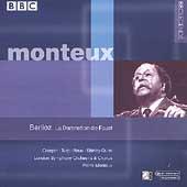 Berlioz: La Damnation de Faust / Monteux, Crespin, et al