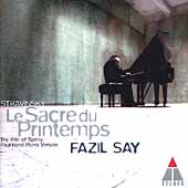 Stravinsky: Le Sacre du Printemps (4 Hand Piano)