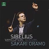 Sibelius: Symphony no 5, Karelia Suite etc / Sakari Oramo, CBSO