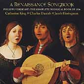 A Renaissance Songbook - Verdelot: Madrigal Book of 1536