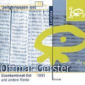 Gerster: Eisenkombinat Ost 1951, etc / Abendroth, Koch, etc