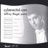 Cyberecital.com / Jeffrey Biegel