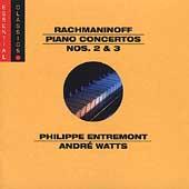 Rachmaninoff: Piano Concertos 2 & 3 / Entremont, Watts