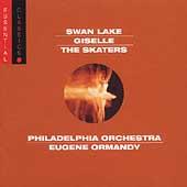 Tchaikovsky: Swan Lake;  Adam, Meyerbeer / Ormandy, et al