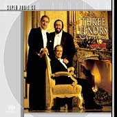The Three Tenors Christmas / Carreras, Domingo, Pavarotti [Super Audio CD]
