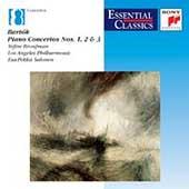 Bartok: Piano Concerto no 1, 2 & 3 / Bronfman, Salonen