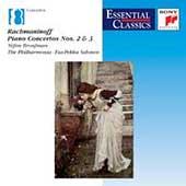 Rachmaninoff: Piano Concerto no 2 & 3 / Bronfman, Salonen