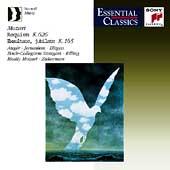 Mozart: Requiem, Exultate Jubilate / Rilling, Auger, et al